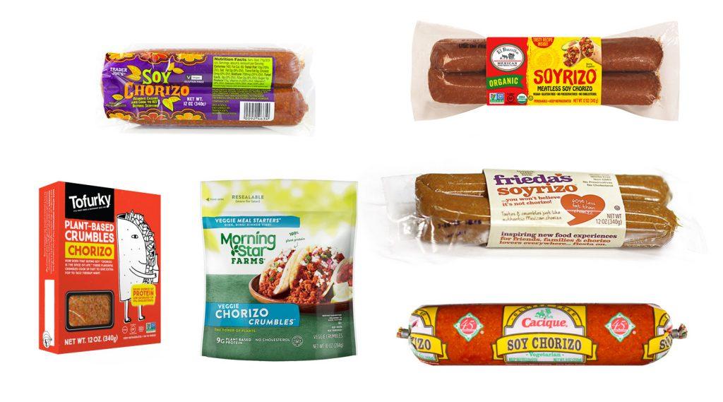 vegan chorizo brands